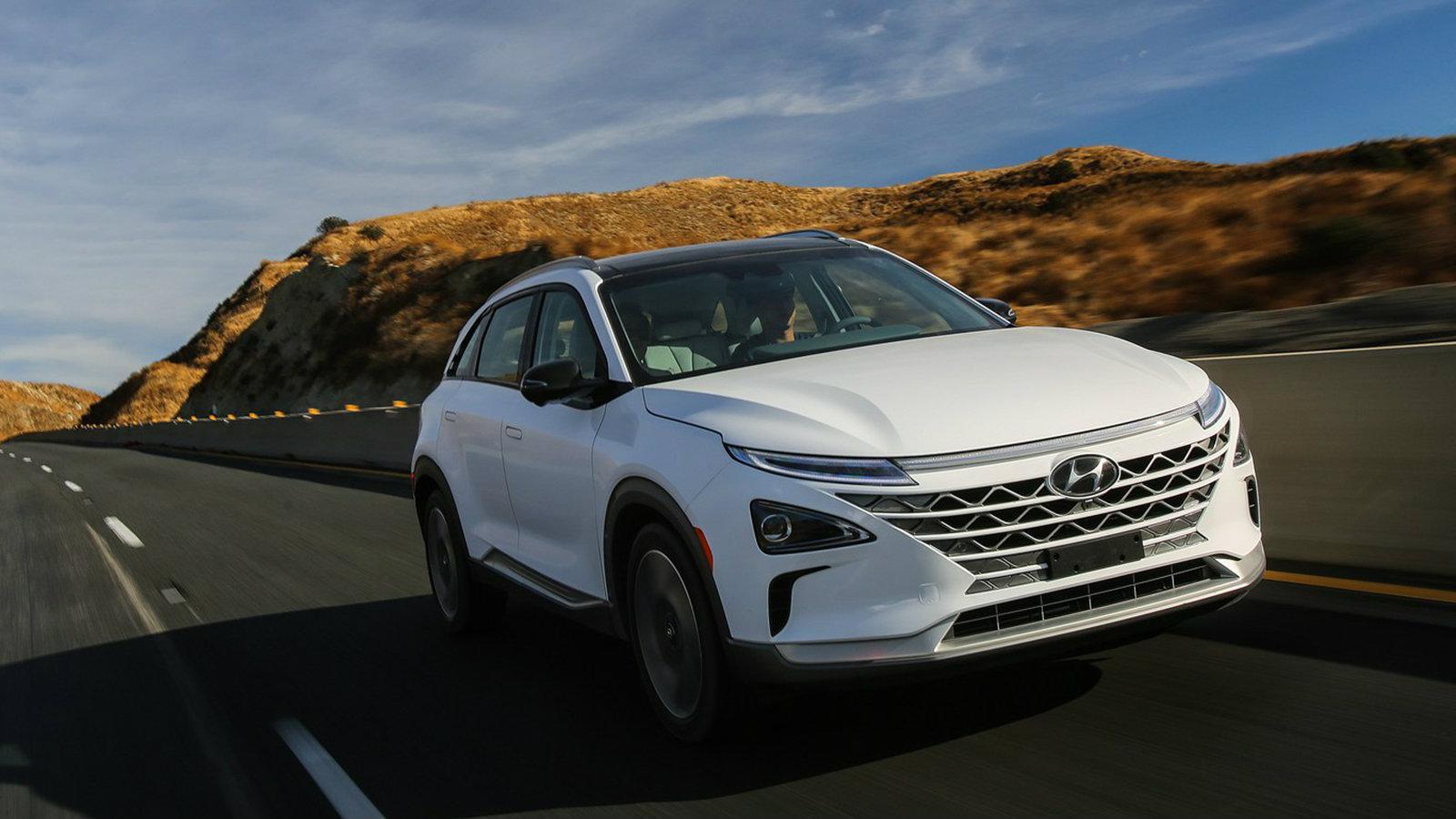Συνεργασία μεταξύ Hyundai και Ineos για πρόωση υδρογόνου