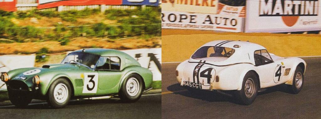 AC Cobra Le Mans