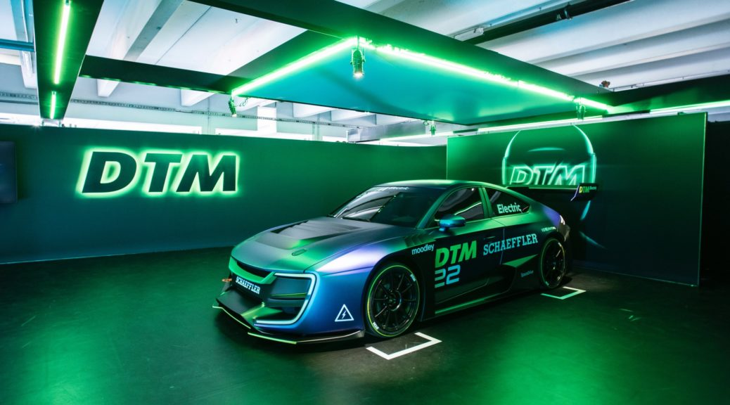 E-racer / DTM Electric
