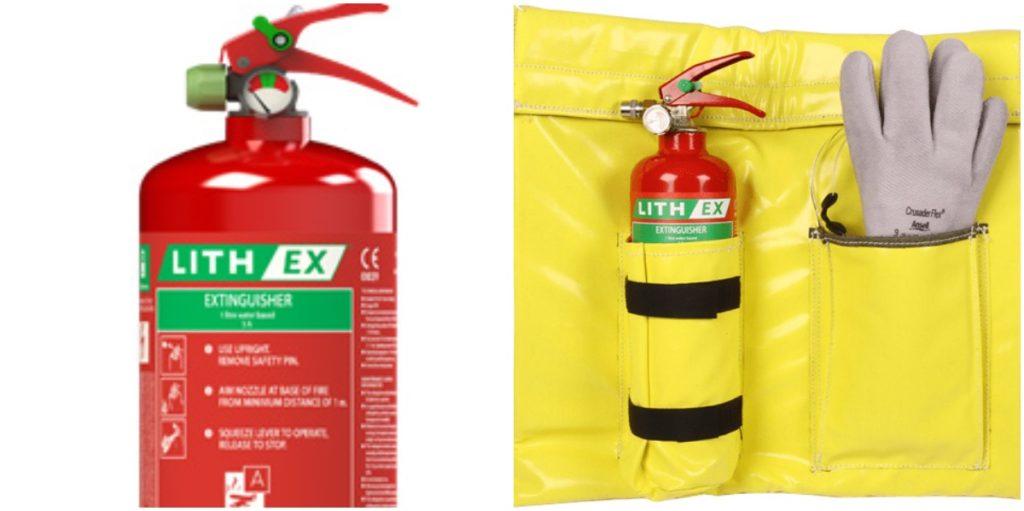 Πυροσβεστήρας Lith-Ex Aerosol
