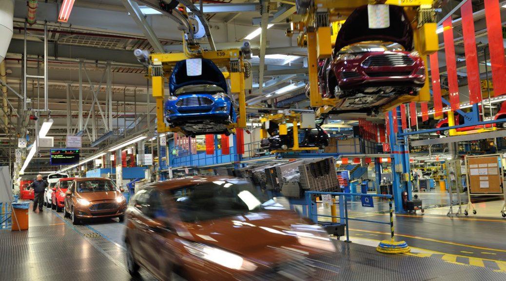 Ford - εργοστάσιο Κολωνίας