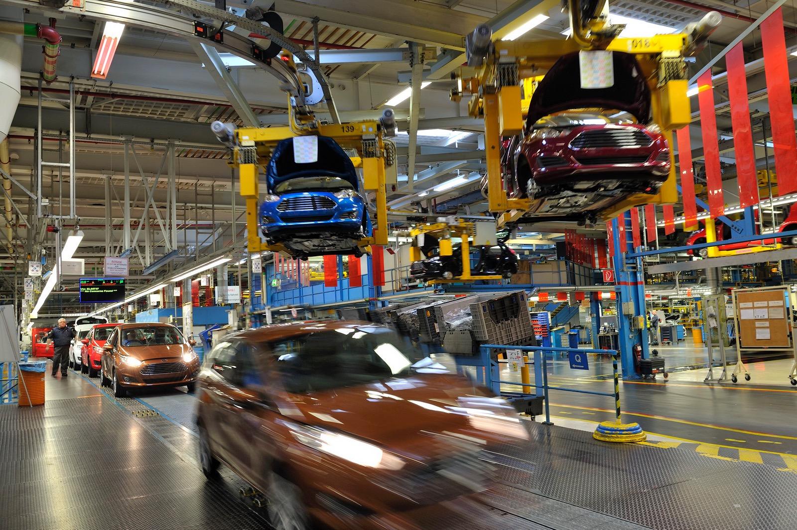 Παραγωγή του νέου ηλεκτρικού Ford στην Κολωνία