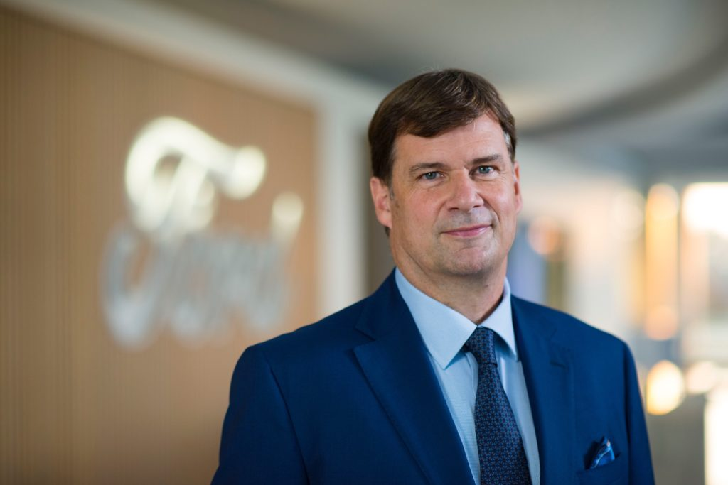 Ford CEO, Jim Farley