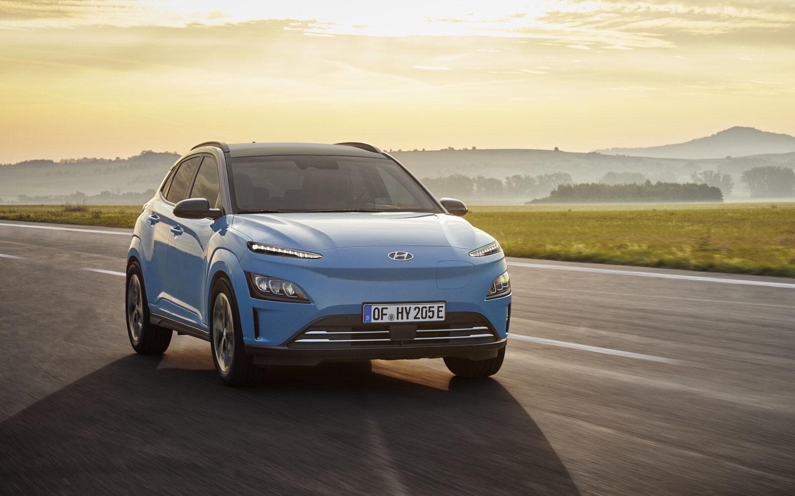 Η Hyundai αντιμετωπίζει αγωγές λόγω προβλήματος με την μπαταρία Kona Electric