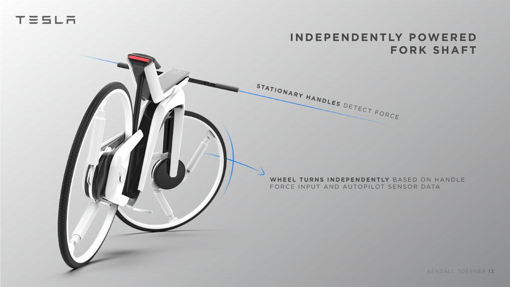 Tesla Model B concept / Kendall Toerner