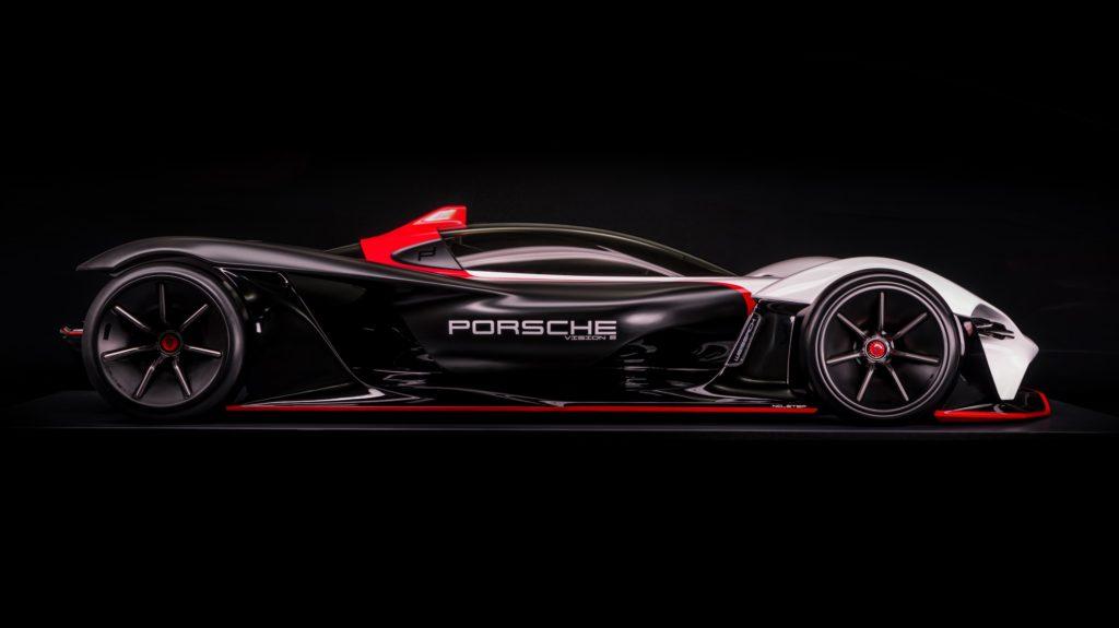 Porsche Vision E