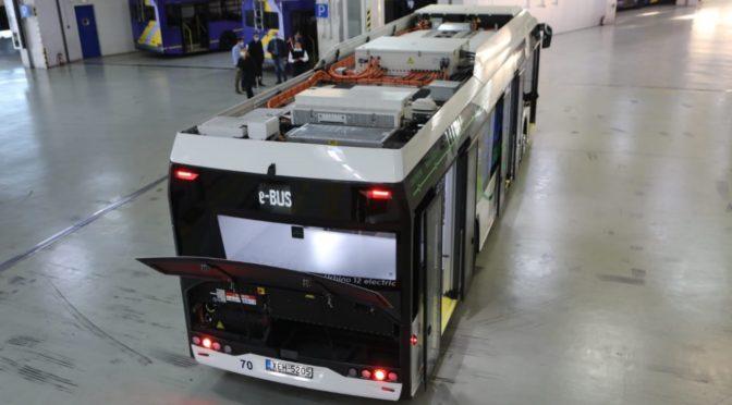 Solaris Urbino 12 Electric