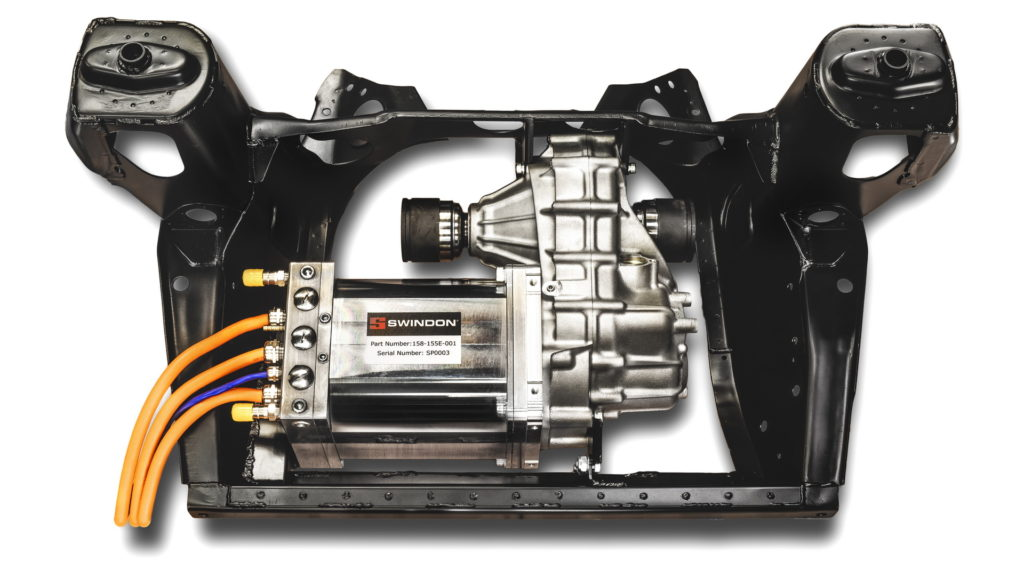 Swindon Powertrain / Classic Mini Kit