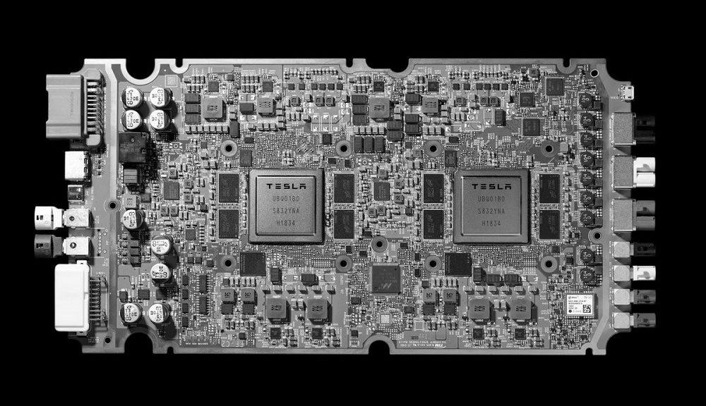 Συνεργασία Telsa και Samsung για την παραγωγή chip αυτόνομης οδήγησης στα 5nm