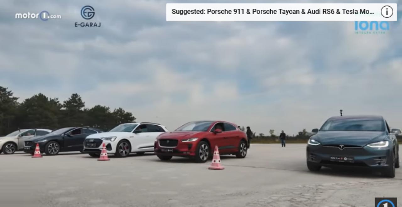 Ενάντια στα τρία ηλεκτρικά αυτοκίνητα στην Τουρκία (βίντεο)
