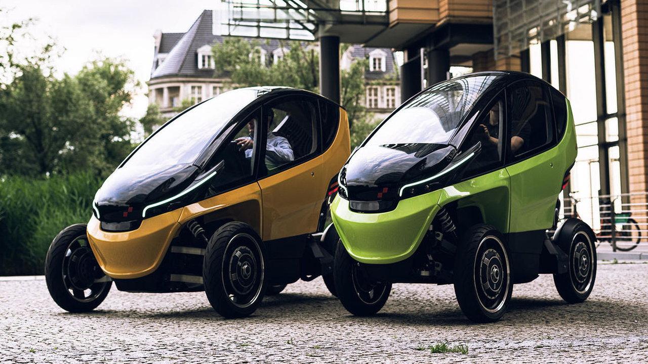 Το Triggo αλλάζει το πλάτος του για να διευκολύνει το παρκάρισμα