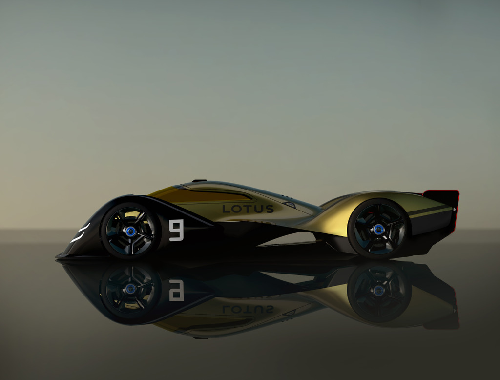 Η Lotus πηγαίνει στις 24 ώρες του Le Mans με ηλεκτρικό όχημα