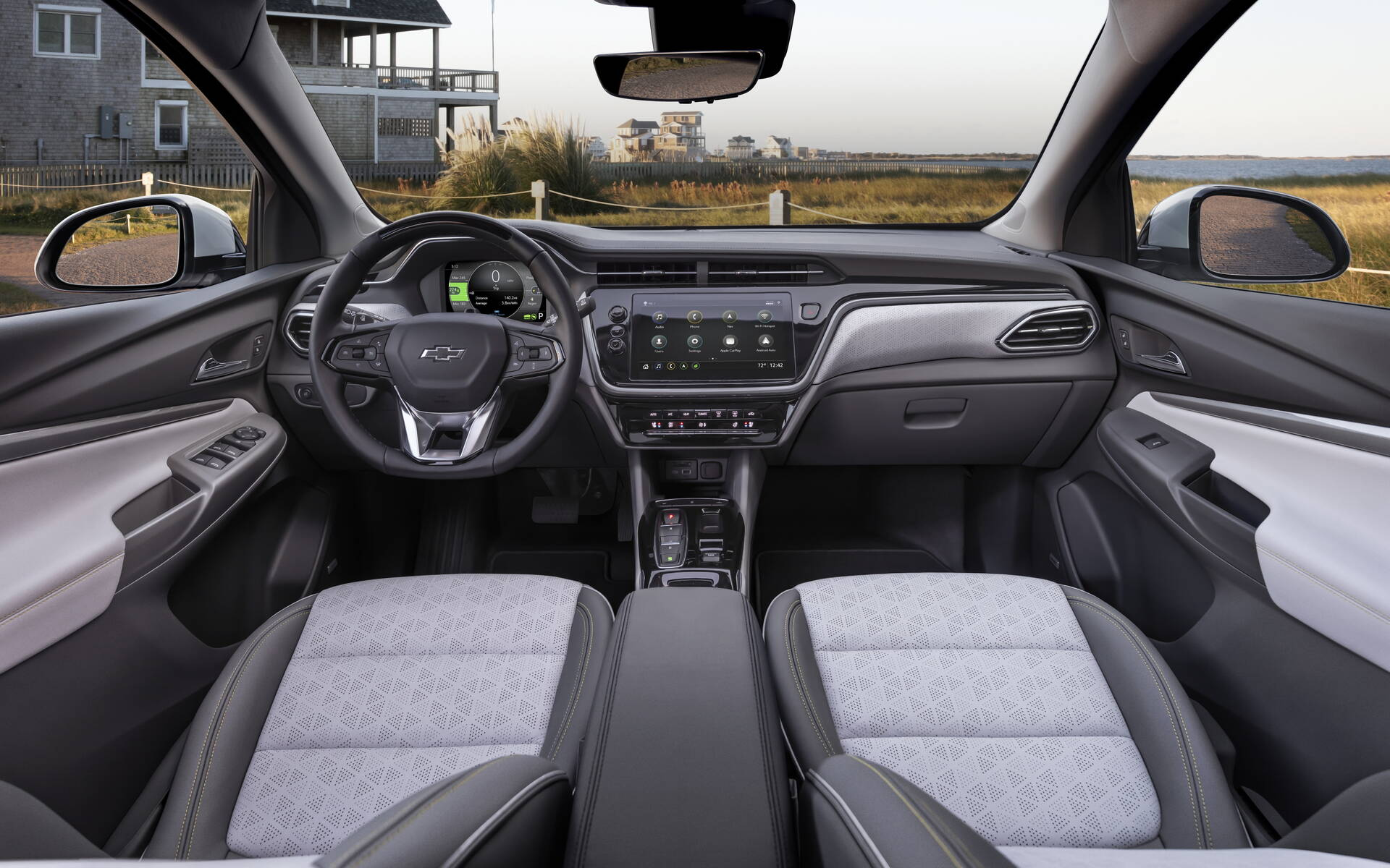Η Chevrolet παρουσιάζει τα Bolt EV και EUV του 2022