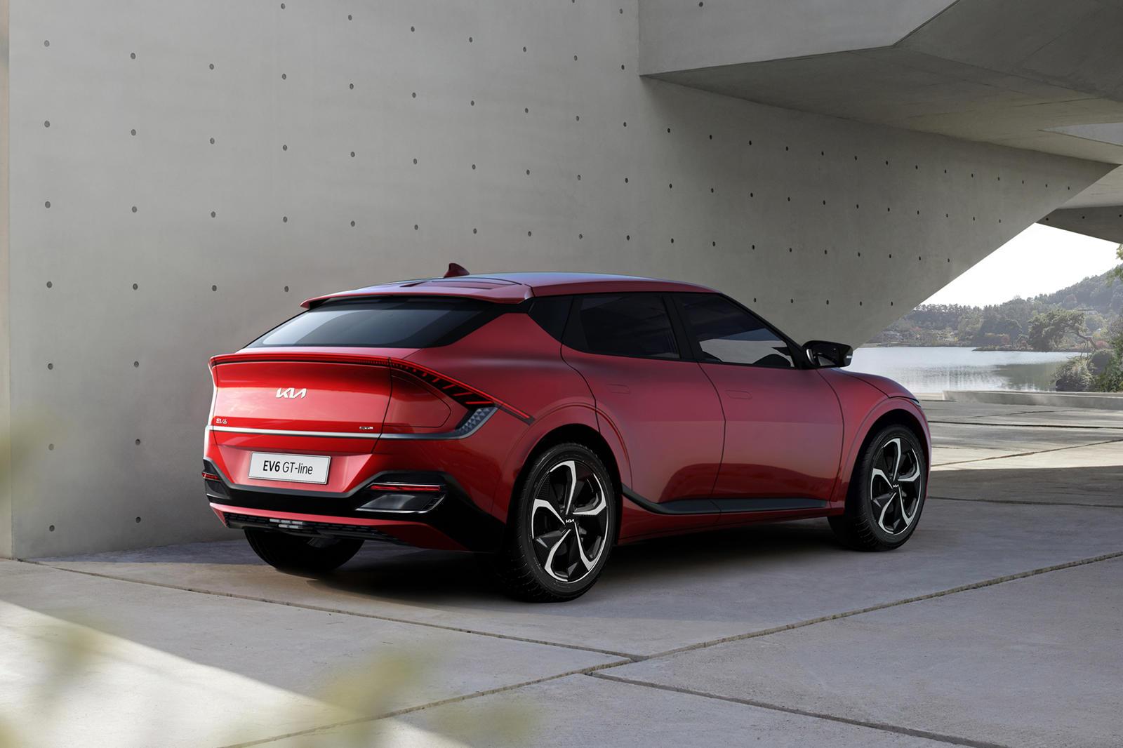 To Kia EV6 θα είναι πιο ισχυρό και από μία Corvette