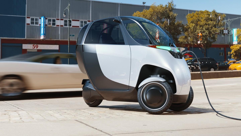 To Nimbus συνδυάζει τον κόσμο μίας μοτοσικλέτας με εκείνον ενός αυτοκινήτου