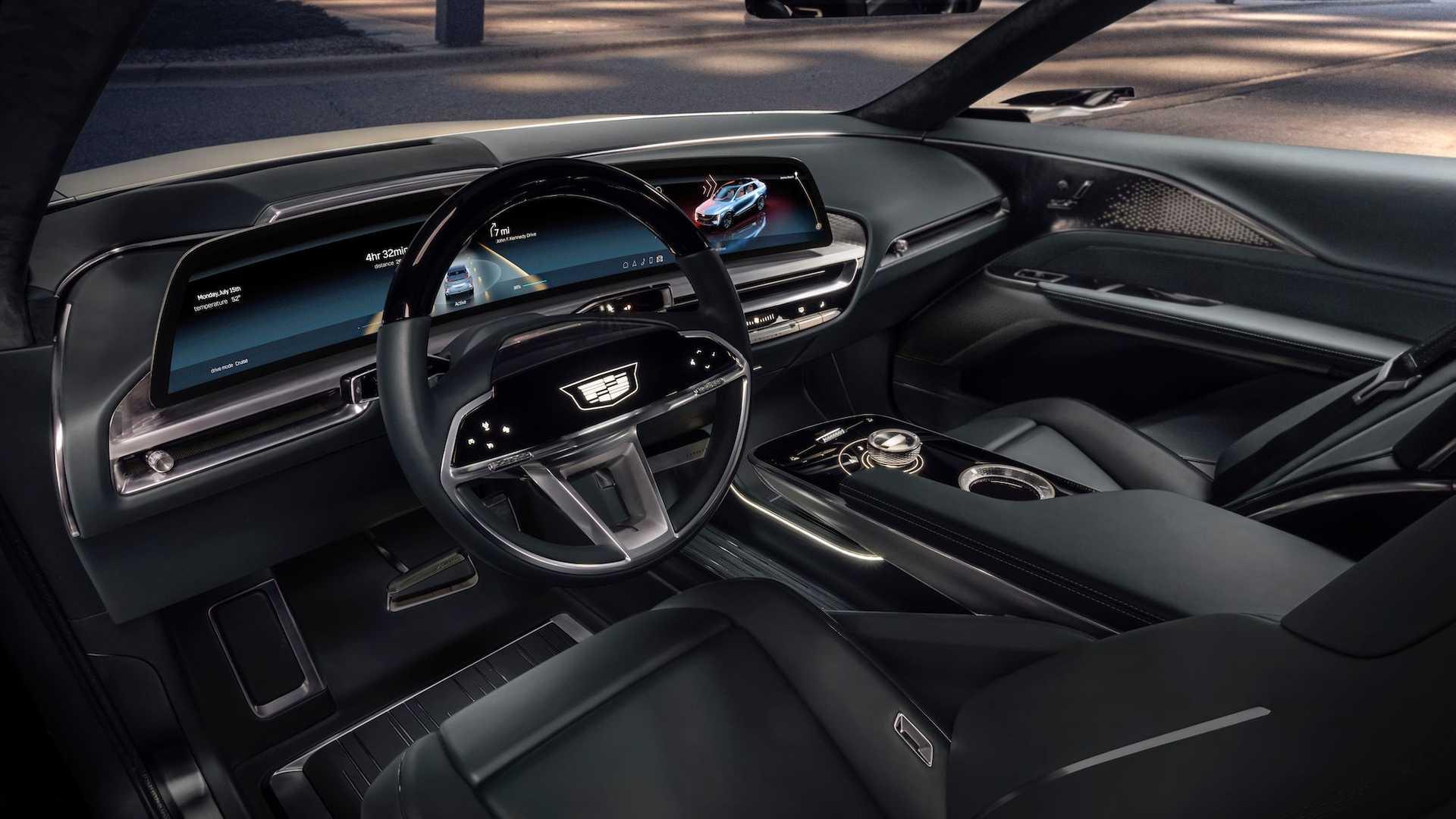 Η Cadillac μπαίνει άμεσα σε ηλεκτρική τροχιά ξεκινώντας με το Lyriq
