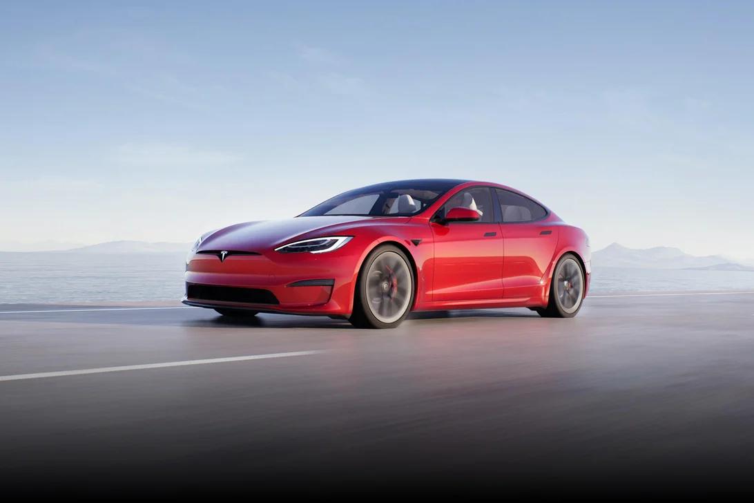Επίσημη παρουσίαση του νέου Tesla Model S Plaid