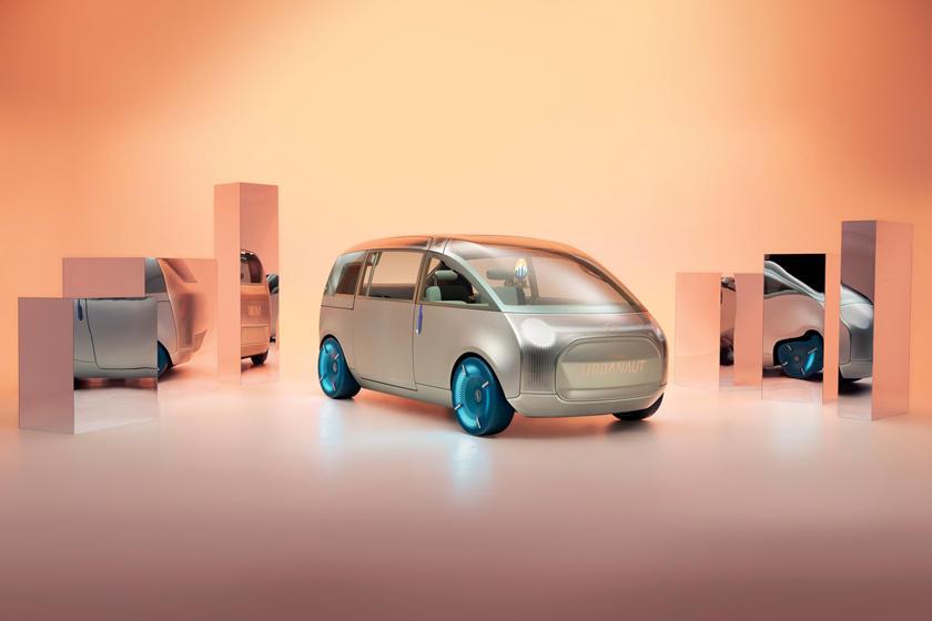 Mini Vision Urbanaut: Το Concept γίνεται πλέον πραγματικότητα