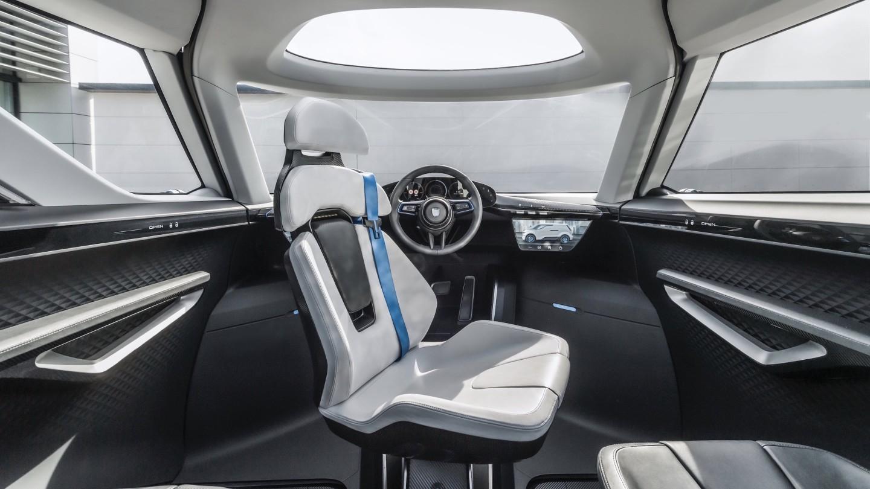Η Porsche παρουσιάζει το ηλεκτρικό βαν του μέλλοντος