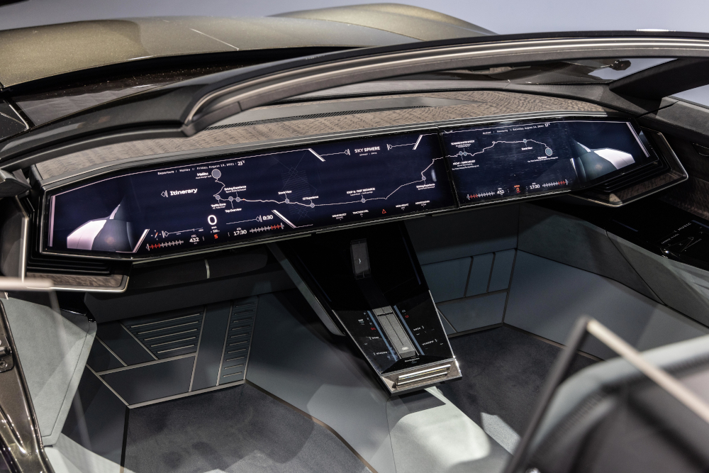 Audi Skysphere Concept: Ένα αυτοκίνητο που αλλάζει σχήμα