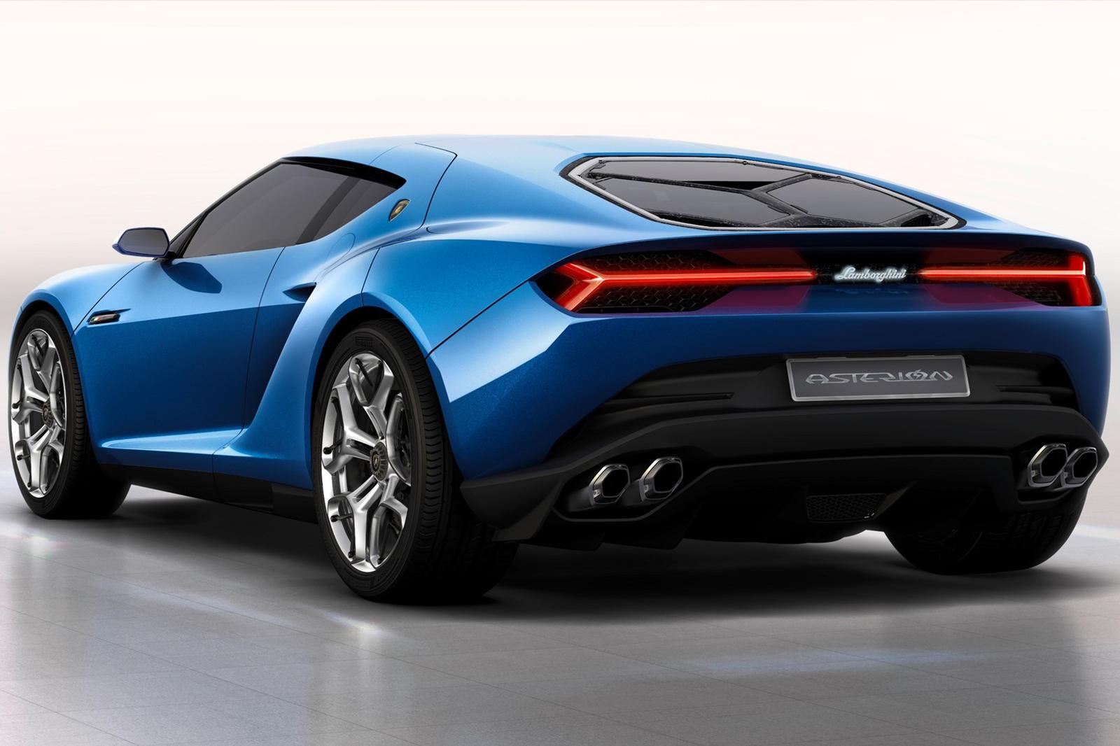 Πότε θα δούμε την πρώτη αμιγώς ηλεκτρική Lamborghini;