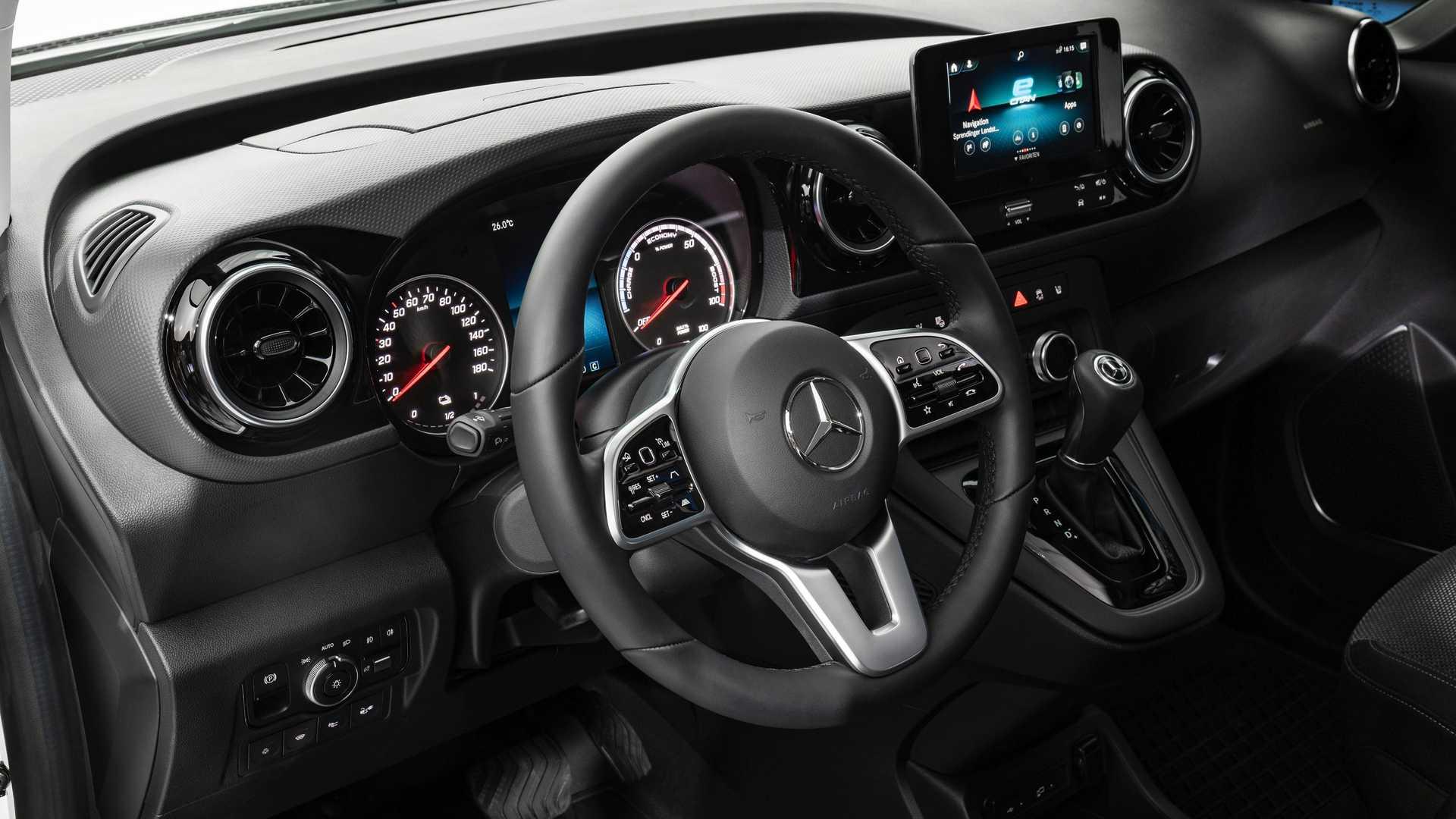Mercedes-Benz eCitan: Έρχεται μέσα στο 2022