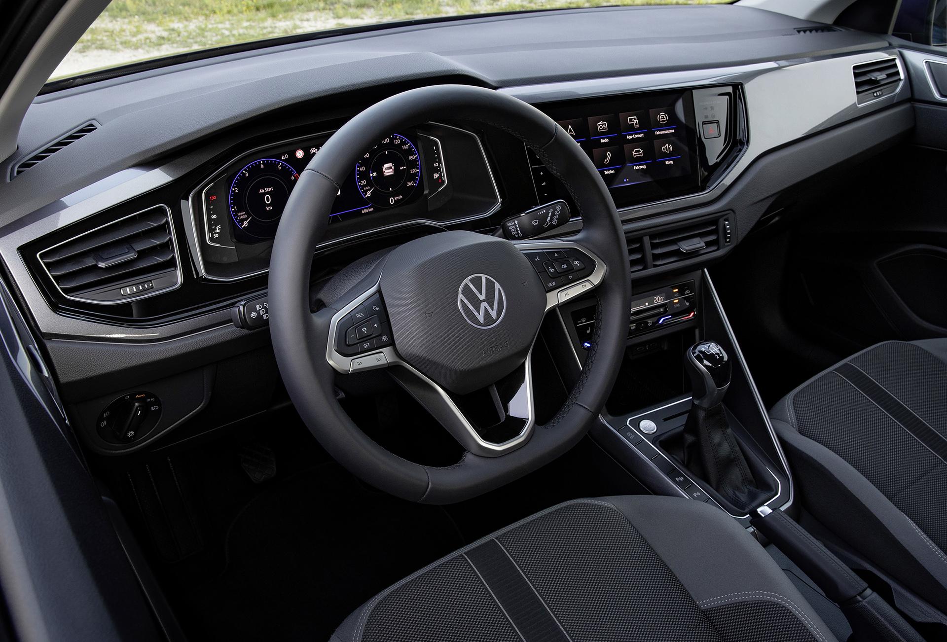 Νέο Volkswagen Polo 2022