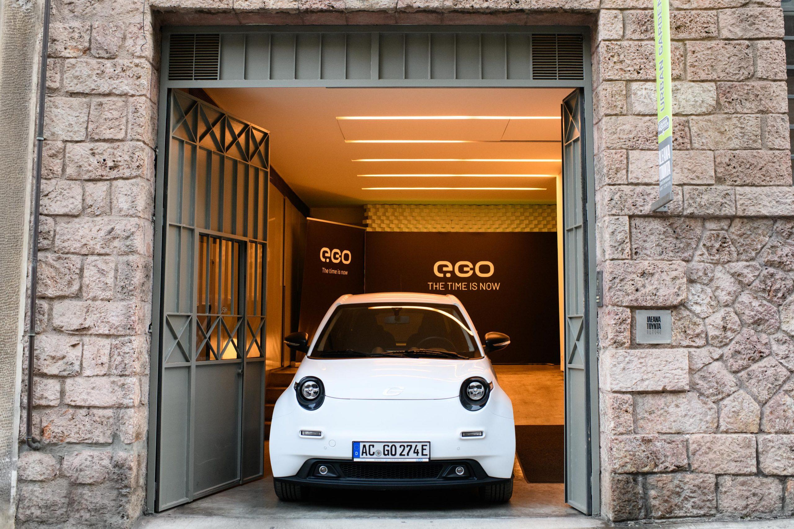 e.Go Life: Το πρώτο EV που κατασκευάζεται στην Ελλάδα