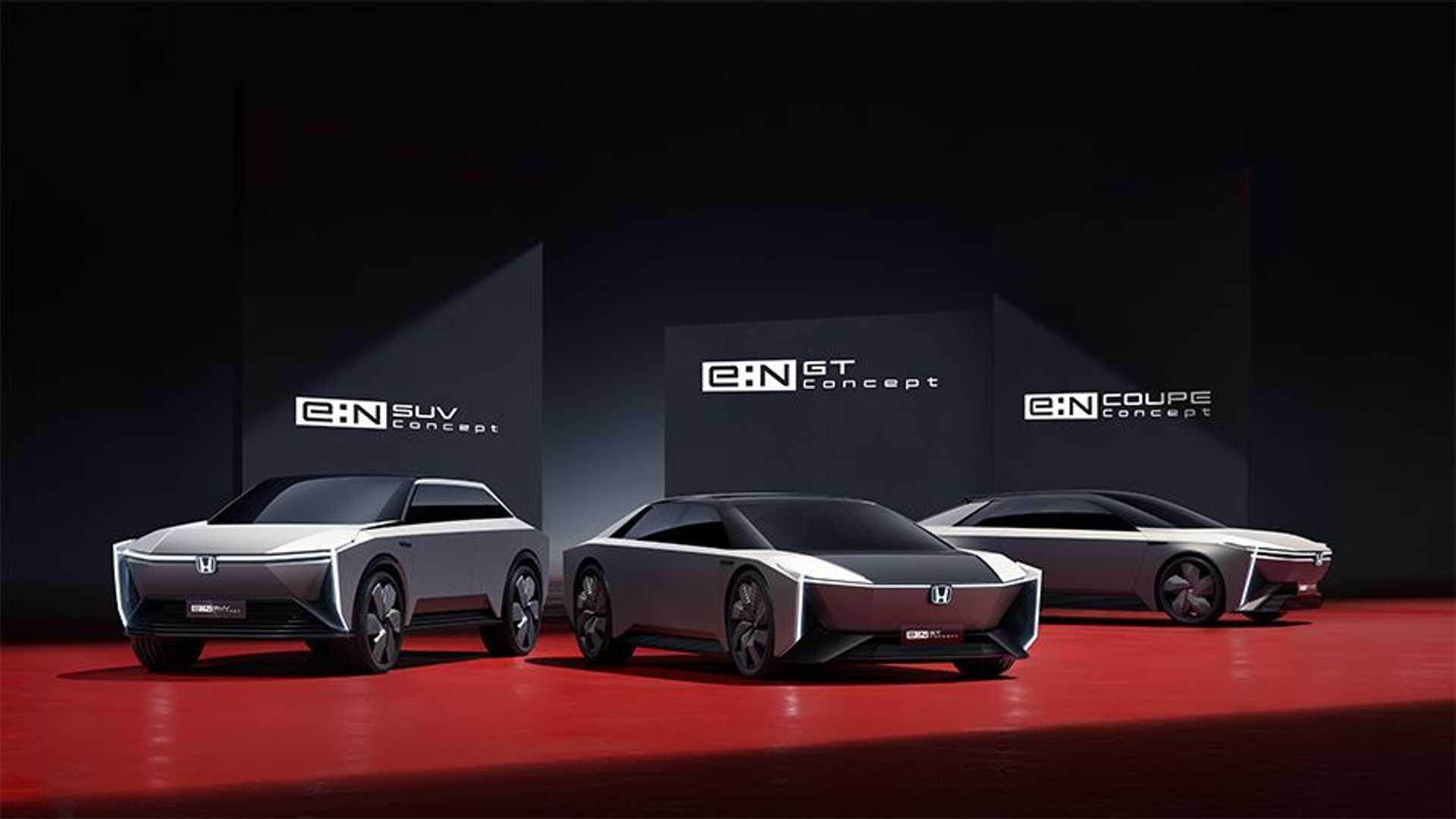 H Honda γίνεται full ηλεκτρική αρχής γενομένης από την Κίνα