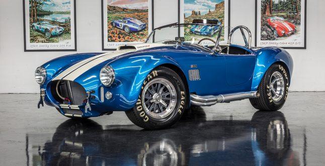 Shelby Cobra by Superperformance