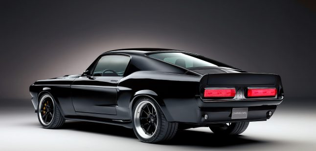 Charge Ford Mustang 1967