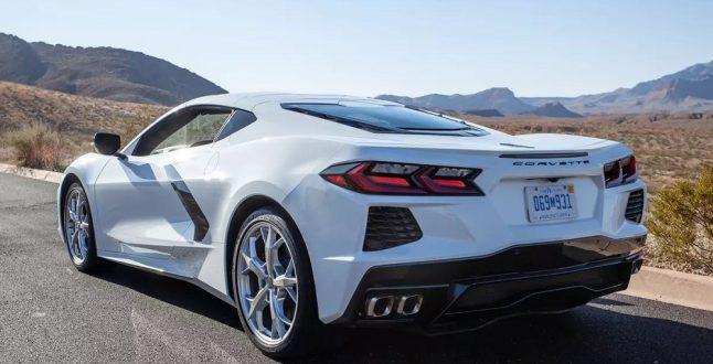 Η GM σκέφτεται την κυκλοφορία ενός ηλεκτρικού Corvette SUV