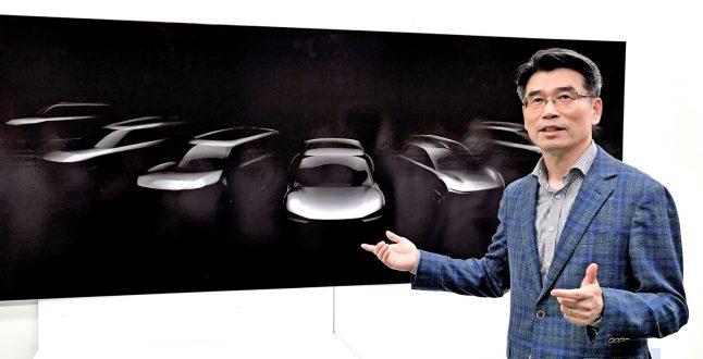 KIA President & CEO Ηo Sung Song
