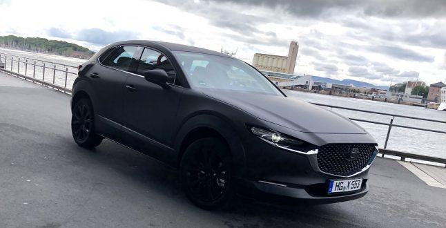 Mazda Electric Prototype