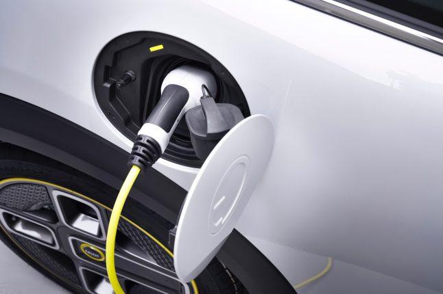 MINI charging