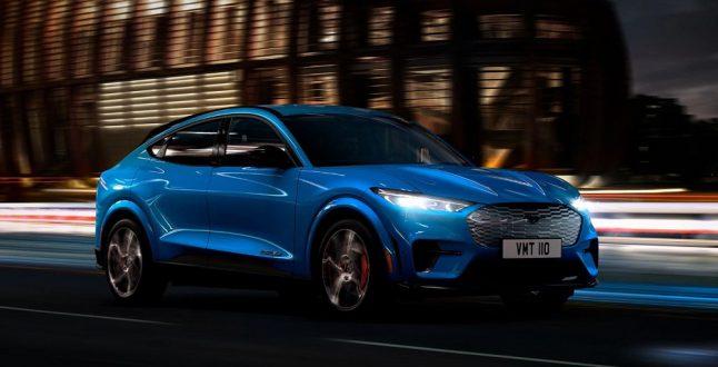 Mustang Mach-E: Το πραγματικό ηλεκτρικό τέρας πιάνει 0-100 σε 3,5 δευτερόλεπτα