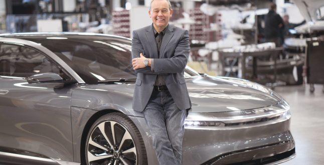 Peter Rawlinson / Lucid Motors