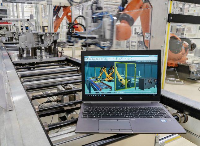Skoda Industry 4.0