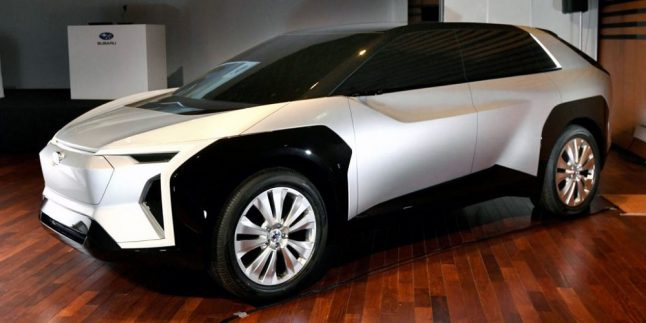 Έρχεται νέο, πλήρως ηλεκτρικό Subaru SUV, στο μέγεθος του Forester