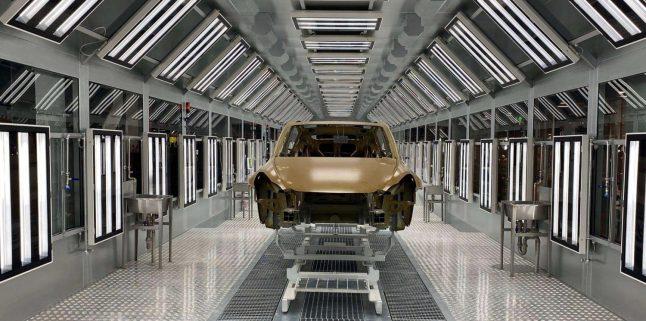 Tesla Gigafactory Σανγκάη