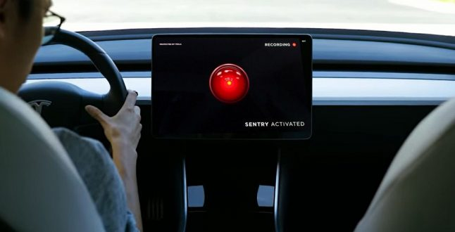Το Sentry Mode της Tesla κατέγραψε άγρια επίθεση για μία θέση φόρτισης [βίντεο]