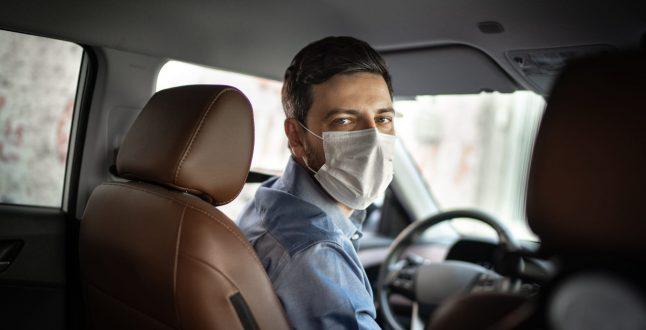 Uber Masks Test Tech