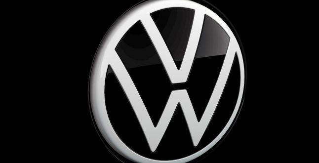 Volkswagen New Electric Logo