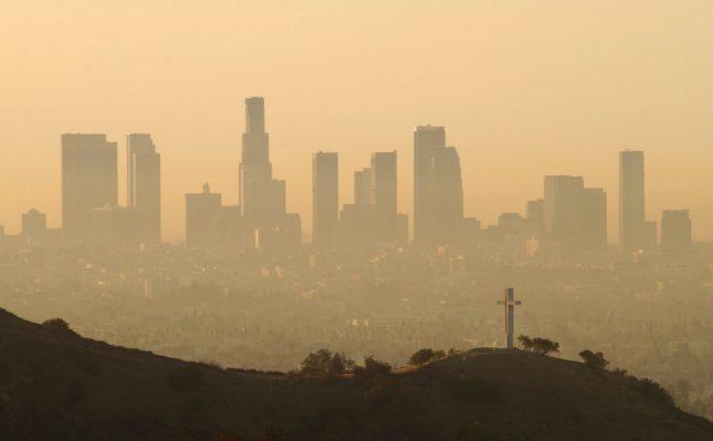 California pollution