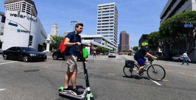 Ηλεκτρικά scooters