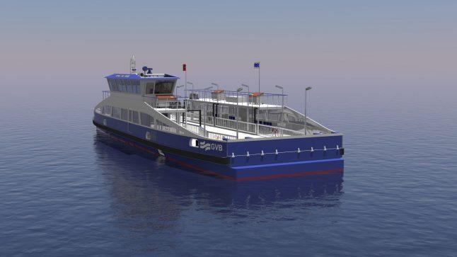 Ferry-boat / GVB