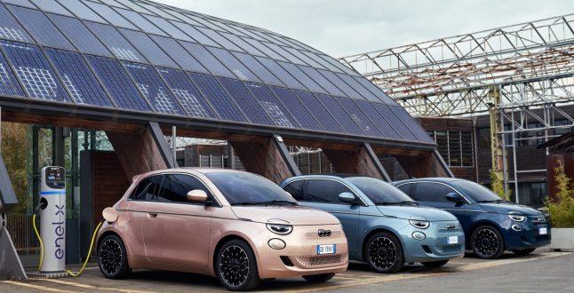 Νέο Fiat 500 e