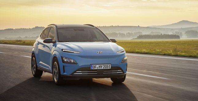 Ανανεωμένο Hyundai Kona Electric