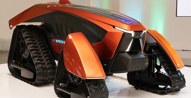 Kubota Dream Tractor