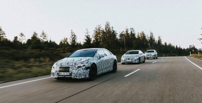 Mercedes-Benz / EQ BEV